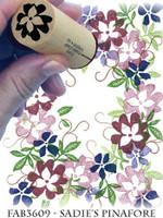 Rubber Stamps Sadies Pinafore Set