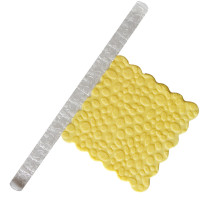 Acrylic Rolling Pin Pebbles