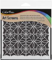 ColorBox Stencil Art Screens Geometrics