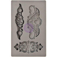 Needful - Iron Orchid Designs Vintage Art Decor Mould