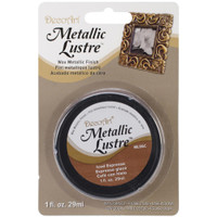 Metallic Lustre Wax Finish - Iced Espresso