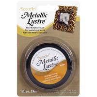 Metallic Lustre Wax Finish - Orange Flicker