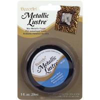Metallic Lustre Wax Finish - Cosmic Blue