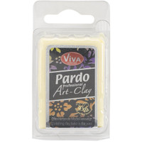 Pardo Translucent Art Clay Yellow