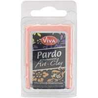 Pardo Translucent Art Clay Orange