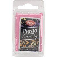 Pardo Translucent Art Clay Red