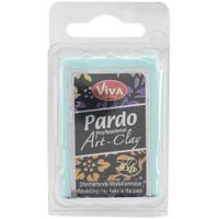 Pardo Translucent Art Clay Aqua