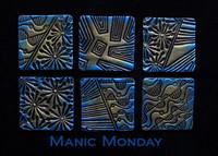 Helen Breil Stamps - Manic Monday