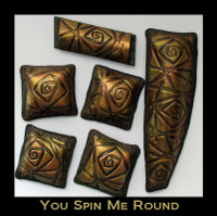 Helen Breil Stamps - You Spin Me Round