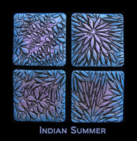 Pixie Art Stamp by Mike Breil - Indian Summer