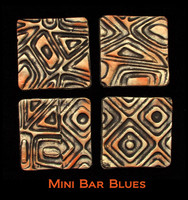 Pixie Art Stamp by Mike Breil - Mini Bar Blues