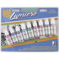 Jacquard Lumiere Exciter Pack .5oz 9/Pkg