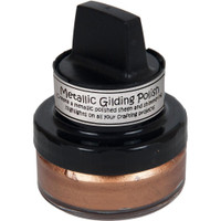 Cosmic Shimmer Metallic Gilding Polish - Copper Shine
