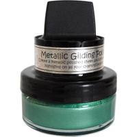 Cosmic Shimmer Metallic Gilding Polish - Fern