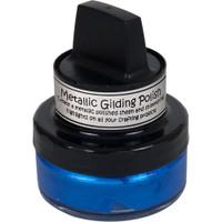 Cosmic Shimmer Metallic Gilding Polish - Mediterranean Blue