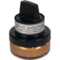Cosmic Shimmer Metallic Gilding Polish - Gold Treasure