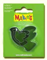 Makin's Clay 3 Piece Cutter Set Dove