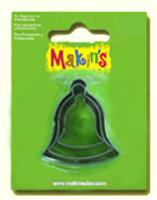 Makin's Clay 3 Piece Cutter Set Bell
