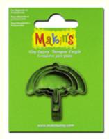 Makin's Clay 3 Piece Cutter Set Umbrella