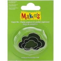 Makin's Clay 3 Piece Cutter Set Cloud