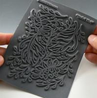 Christi Friesen Texture Stamp Quiet Riot