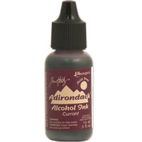 Alcohol Inks Tim Holtz - Currant
