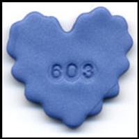 Pardo Jewellery Clay - Blue Zircon