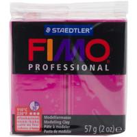 A True Color Fimo Professional Polymer Clay - Magenta