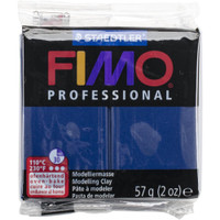 Fimo Professional Polymer Clay - Navy Blue