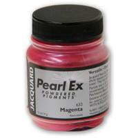 Jacquard Pearl Ex Powdered Pigment 14g - Magenta