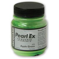 Jacquard Pearl Ex Powdered Pigment 14g - Apple Green