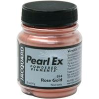Jacquard Pearl Ex Powdered Pigment 14g - Rose Gold
