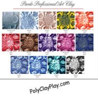 Pardo Professional Art Clay - Black