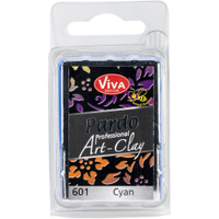 Pardo Professional Art Clay - Cyan