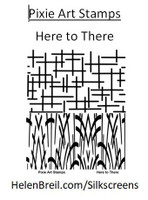 Mike Breil Silk Screen - Here to There