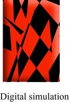 Mike Breil Silk Screen - Shards - Limited
