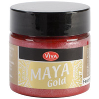 Maya Gold - Fire Red