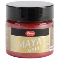 Maya Gold - Fire Red