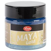 Maya Gold - Ice Blue