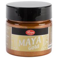 Maya Gold - Orange Gold