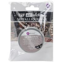 Finnabair Art Alchemy Metallique Wax - Old Silver