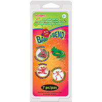 Bake & Bend Sculpey Oven-Bake Clay Kit 7 pc
