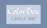 ColorBox Chalk Ink Refill - Blue Iris