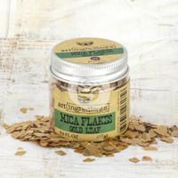 Finnabair Art Ingredients Mica Flakes Gold Leaf
