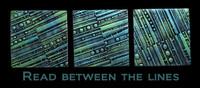 Helen Breil Stamps - Read Between the Lines