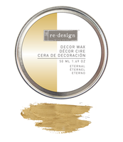 Prima Redesign Wax Paste 50ml - Eternal (Gold)