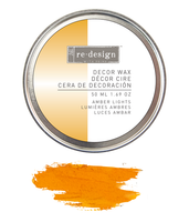 Prima Redesign Wax Paste 50ml - Amber Lights (Yellow Gold)