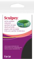 Sculpey Wet/Dry Sandpaper Variety Pack
