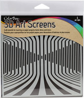 ColorBox® 3D Art Screens - Tunnel Vision