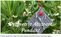 Magic Geometry Pendant Video Tutorial